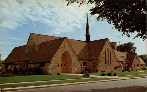 The Lutheran Church of Saint Matthew ( Missouri Synod) Eau Claire Wisconsin