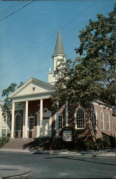 Allen Memorial Baptist Church Salisbury Maryland