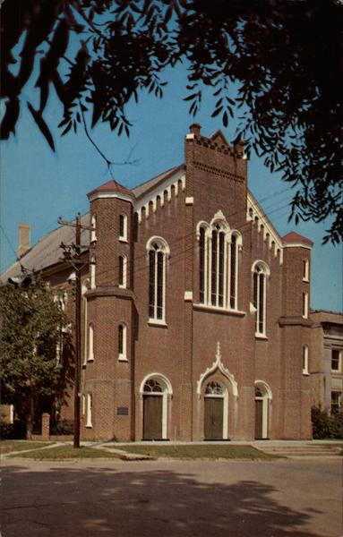 Presbyterian Church Holly Springs Mississippi