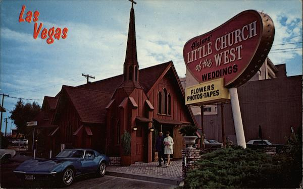 Algiers: Little Church of the West Las Vegas Nevada