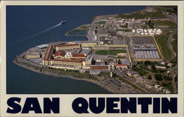 Send Letter To San Quentin State Prison