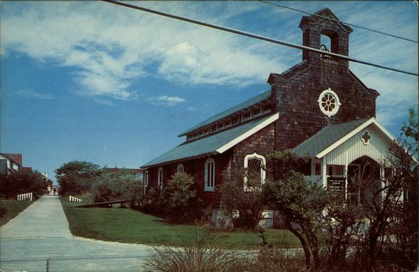 Union Free Church, Fire Island Ocean Beach New York