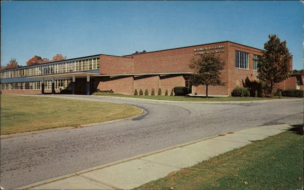 Norwich Regional Technical School Connecticut