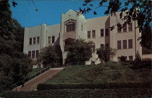 Irwin Hall Angwin California