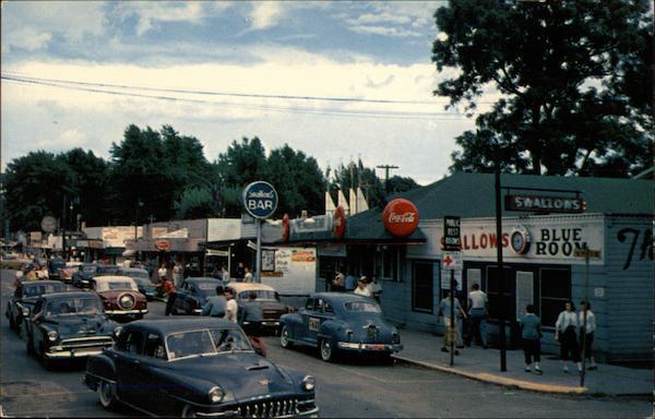 Main Street Looking East