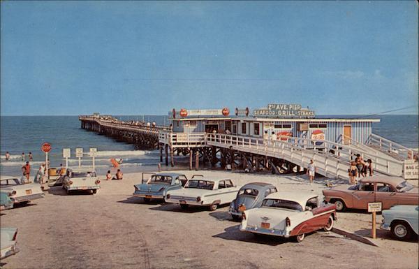 2nd Ave Pier Myrtle Beach Sc