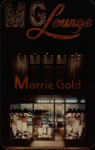 Morrie Gold Inc Montreal Canada Quebec