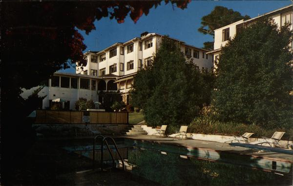 La Playa Hotel and Swimming Pool Carmel-by-the Sea California