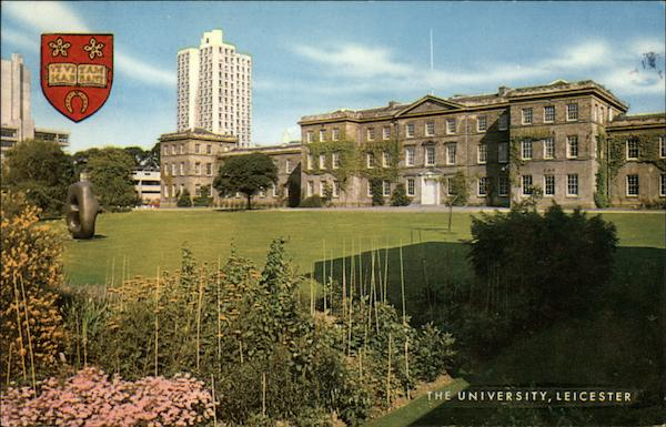 The University Leicester United Kingdom