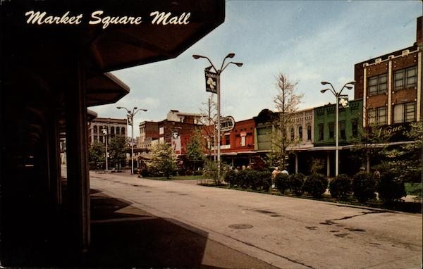 Market Square Mall, Downtown Knoxville Tennessee Joyce L. Haynes