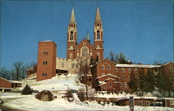 Holy Hill, Shrine of Mary - Help of Christians