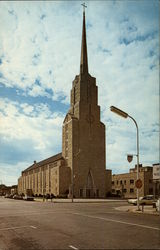 The Cathedral of St. Joseph the Workman, Dedicated 1962