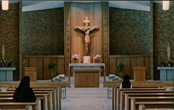 St. Francis Motherhouse Chapel