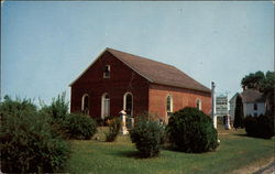 Old Rehoboth Church
