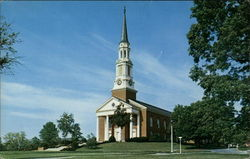 University of Maryland Memorial Chapel