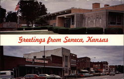 Greetings from Seneca, Kansas