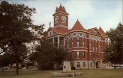 Butler County Court House, Erected 1908