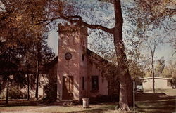 The First Church in the Nebraska Territory