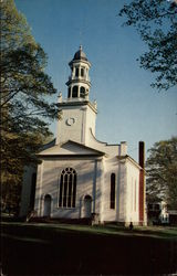 Congretational Church in Moravia, New York