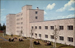 Novitiate Wing of Provincial House of the Sisters of St. Joseph Postcard