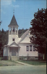 Church of the Lakes, Central Adirondack Mountains