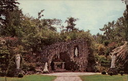 Our Lady's Grotto, Salesian Junior Seminary, Main Street