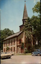Historic Reformed Dutch Church Postcard