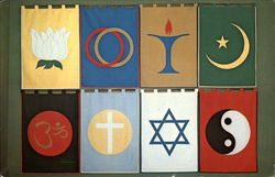 World Religions Banners