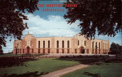 National Shrine of the North American Martyrs Postcard