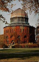 Nott Memorial Library, Union College