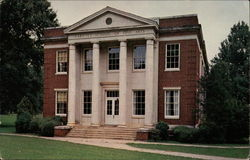 Carroll Hall of Fine Arts Building: Limestone College