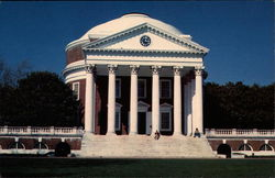 The Rotunda, University of Virginia