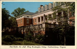 Ann Carter Lee Hall, Mary Washington College