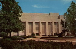 Fine Arts Building, Indiana University