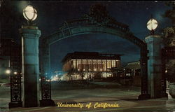 University of California - Sather Gate