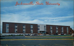 Curtiss Hall: Jacksonville State University
