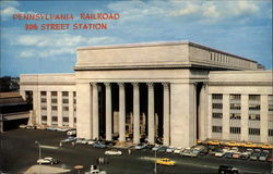 Pennsylvania Railroad 30th Street Station