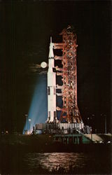 Apollo 17 on Launch Pad 39A