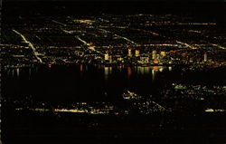 Night View of Vancouver