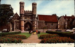 St. Augustine's Gate and College