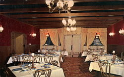 The Bank Dining Room, Brookville Hotel