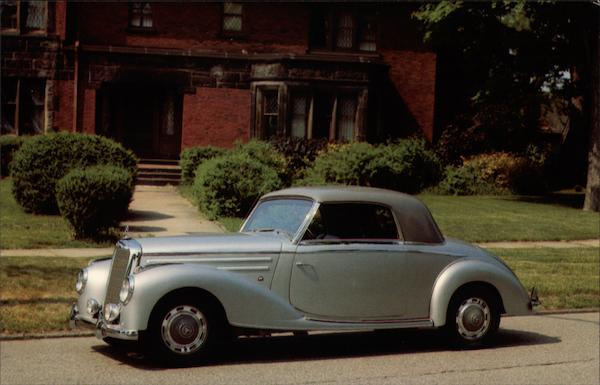 1951 Mercedes-Benz Cars