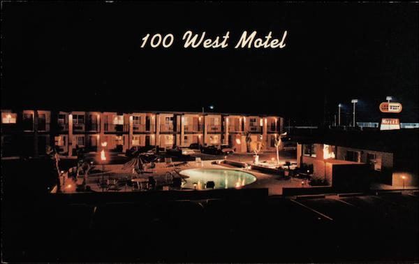 100 West Motel Sun City Arizona