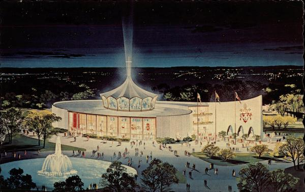 The Pavilion of the Vatican, New York World's Fair New York City