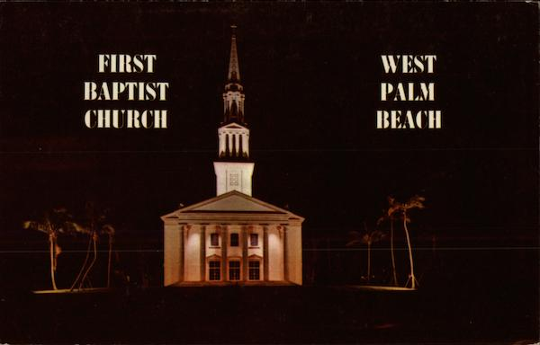 First Baptist Church West Palm Beach Florida