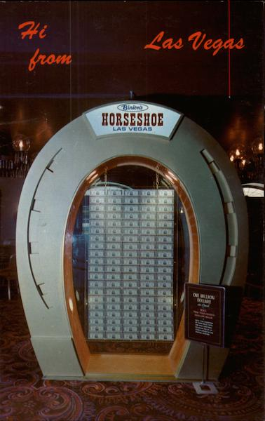 Horseshoe casino military