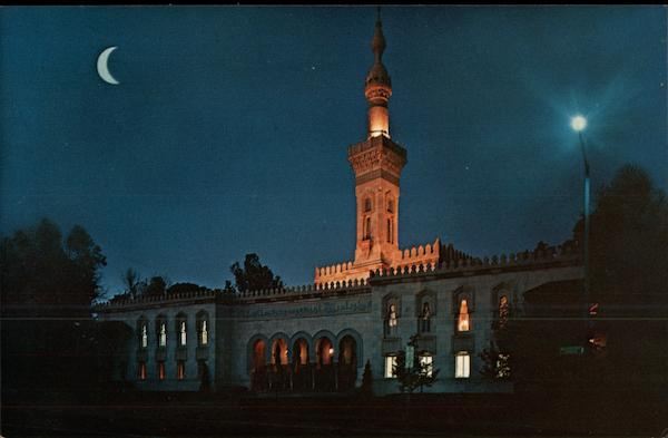 The Islamic Center, 2551 Massachusetts Avenue, N.W Washington District of Columbia