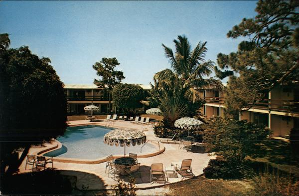 The Buccanner Red Carpet Inn Naples Florida