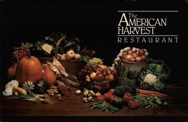 The American Harvest Restaurant New York City
