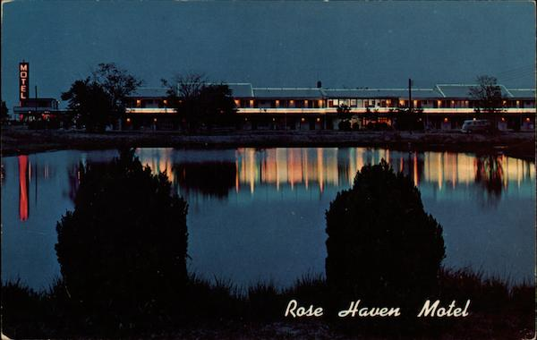 Rose Haven Motel Gloucester City New Jersey